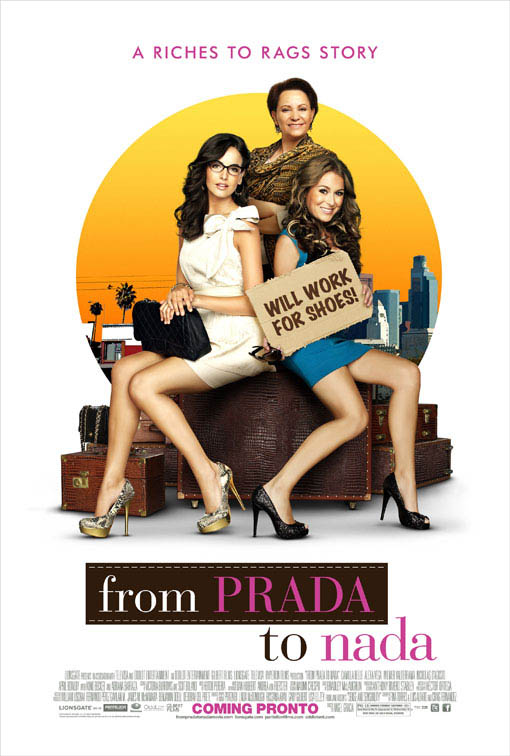 From Prada to Nada Large Poster