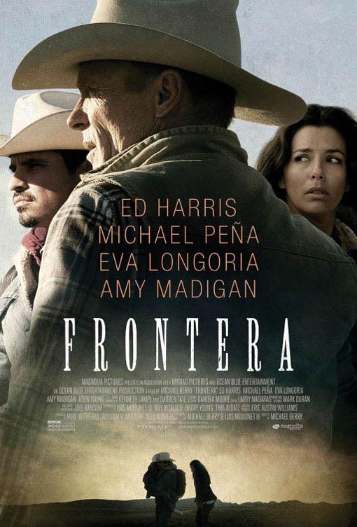 Frontera Large Poster