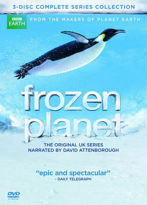 Frozen Planet Large Poster