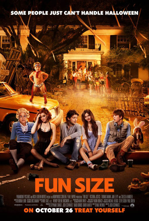 Fun Size official Movie Poster