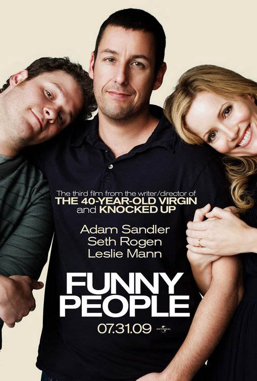 Funny People Large Poster