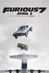 Furious 7: The IMAX Experience Movie Poster