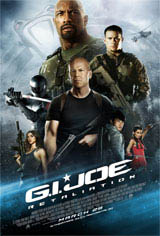 G.I. Joe: Retaliation Movie Poster