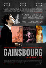 Gainsbourg Movie Poster