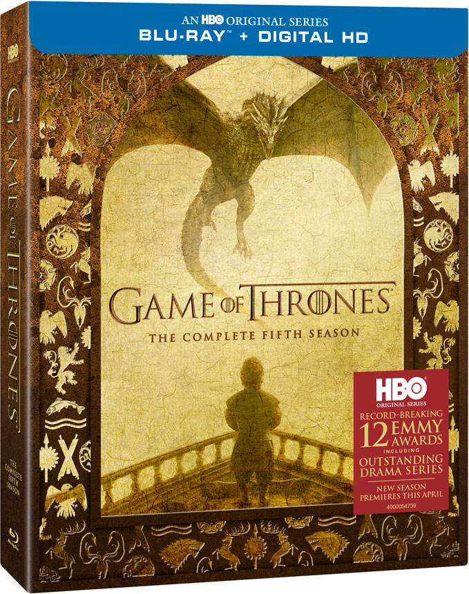 Game of Thrones: The Complete Fifth Season Large Poster