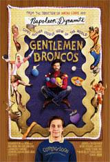Gentlemen Broncos Movie Poster