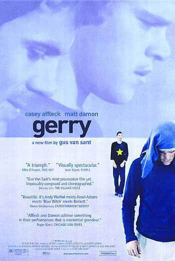 Gerry (2003) Large Poster