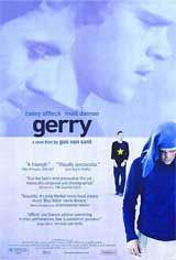 Gerry (2003) Movie Poster
