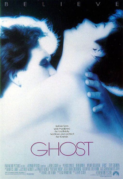Ghost Large Poster