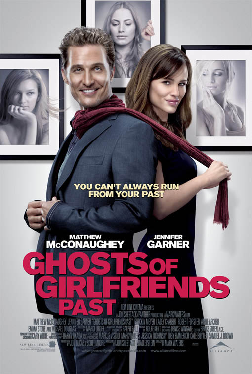 Ghosts of Girlfriends Past Large Poster