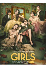 Girls: The Complete Third Season Movie Poster