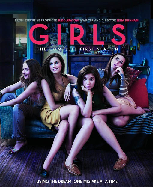 Girls: The Complete First Season Large Poster