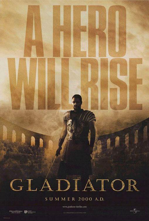 Gladiator Large Poster