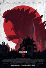 Godzilla: An IMAX 3D Experience Movie Poster