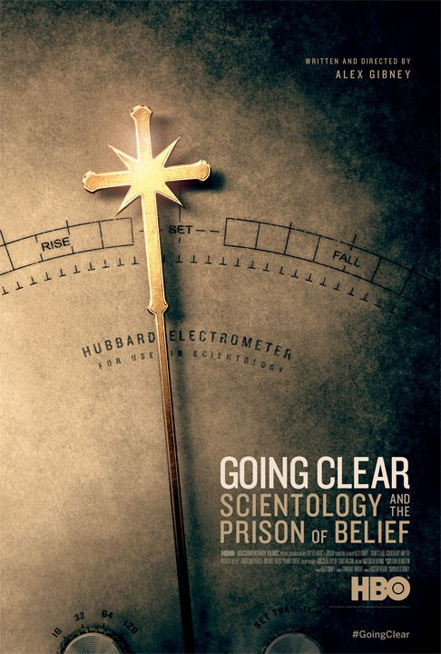 Going Clear: Scientology and the Prison of Belief Large Poster