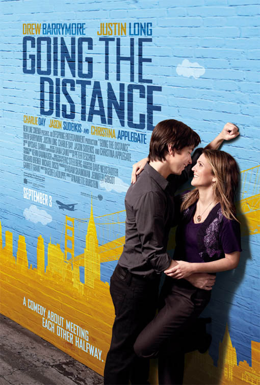 Going the Distance Large Poster