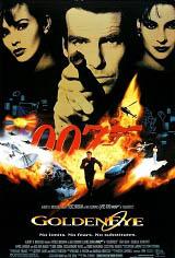 Goldeneye Movie Poster