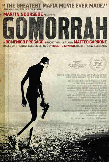 Gomorrah (2009) Large Poster