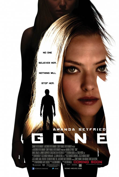 Gone Large Poster