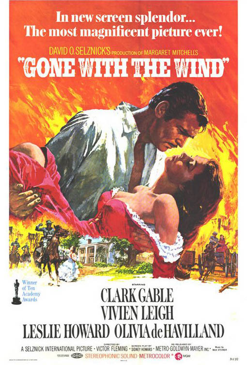 Gone With The Wind Now Playing Movie Synopsis And Info