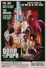 Gone With the Pope Movie Poster