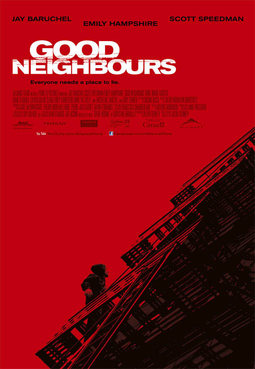 Good Neighbours Large Poster