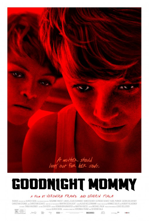 Goodnight Mommy Large Poster