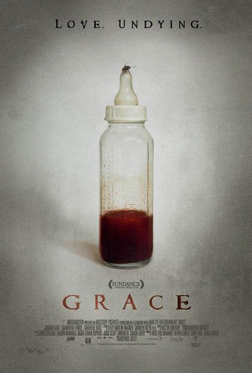 Grace Large Poster