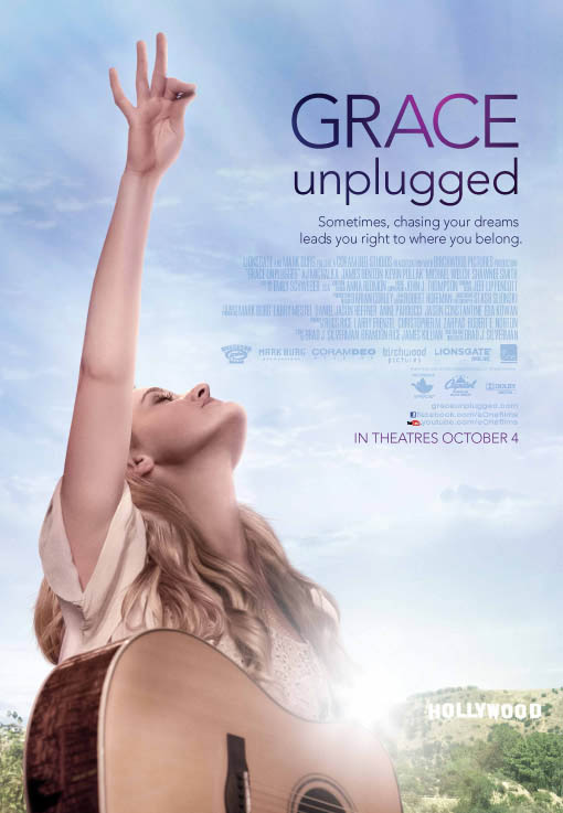 Grace Unplugged Large Poster