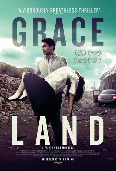 Graceland Large Poster