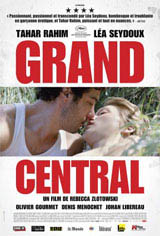 Grand Central Movie Poster