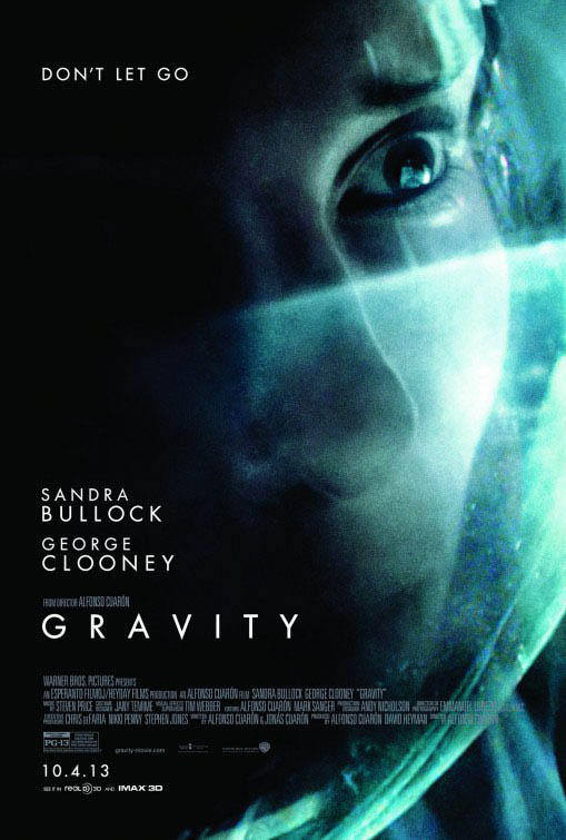 Gravity Large Poster