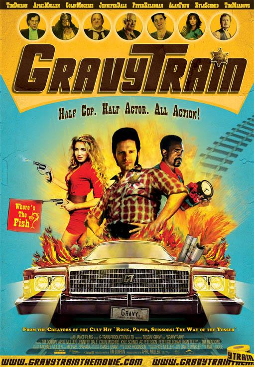GravyTrain Large Poster