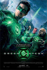 Green Lantern (v.f.) Movie Poster