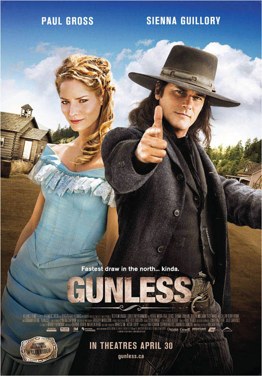 Gunless Large Poster