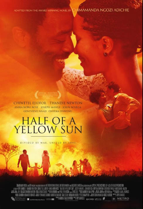 Half of a Yellow Sun Large Poster