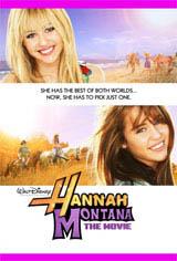 Hannah Montana : le film Movie Poster