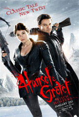 Hansel & Gretel: Witch Hunters - An IMAX 3D Experience Movie Poster