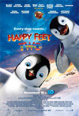 Happy Feet Two: An IMAX 3D Experience Movie Poster