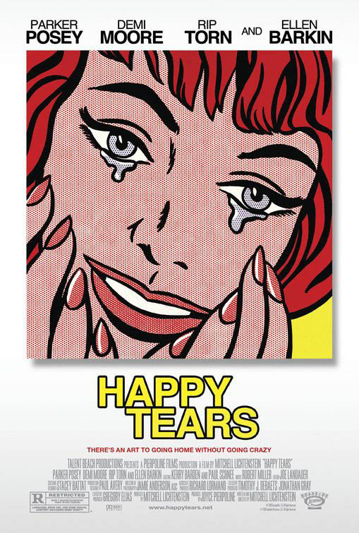 Happy Tears Large Poster