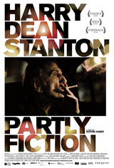 Harry Dean Stanton: Partly Fiction Movie Poster