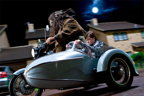 Harry Potter and the Deathly Hallows: Part 1 photo 46 of 78