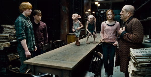 Harry Potter and the Deathly Hallows: Part 1 photo 2 of 78