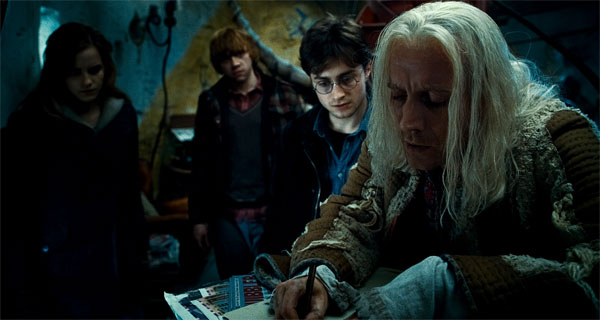 Harry Potter and the Deathly Hallows: Part 1 photo 3 of 78