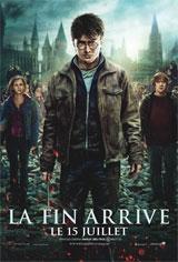 Harry Potter et les reliques de la mort : 2e partie 3D Movie Poster