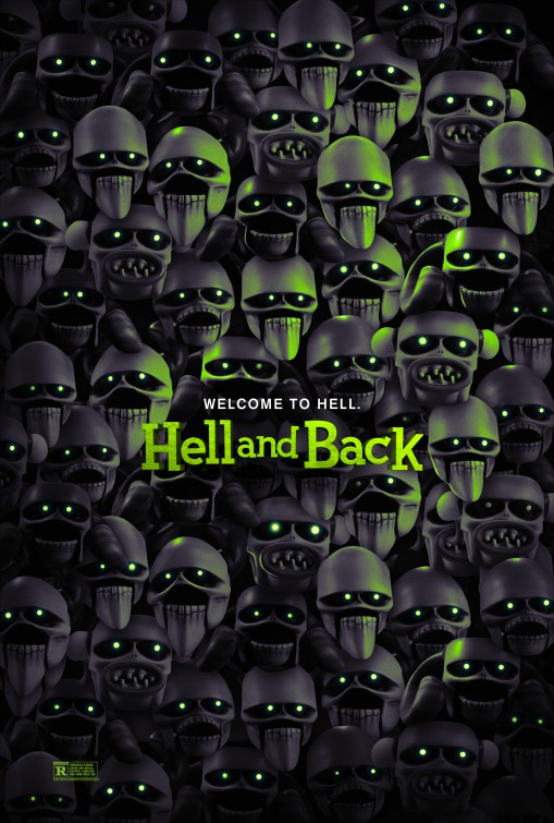 Hell and Back Large Poster