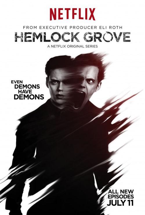 Hemlock Grove Large Poster