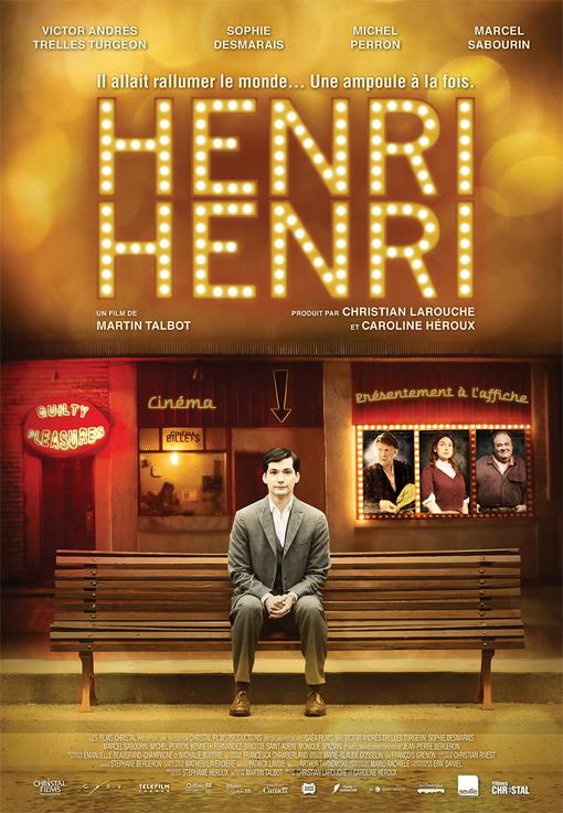 Henri Henri Large Poster