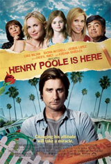 Henry Poole is Here Movie Poster