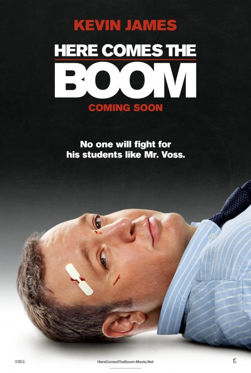 Here Comes the Boom Large Poster
